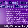 How To Crack Internet Download Manager?