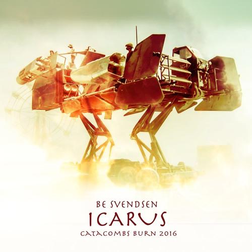 Be Svendsen Live @ Icarus - Burning Man 2016