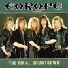 The final countdown Europe 😉