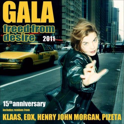 Freed From Desire - Klaas Radiomix