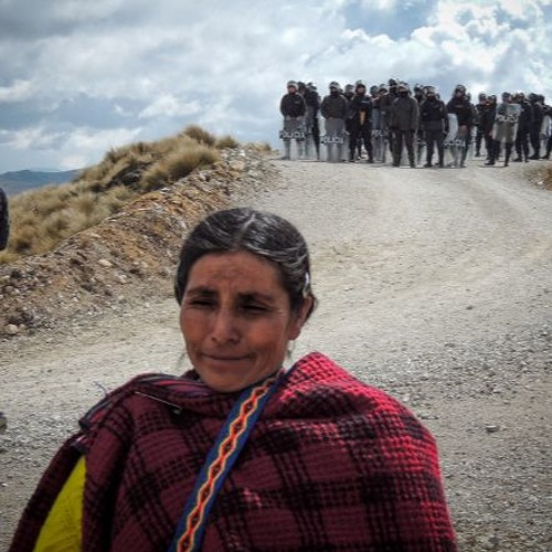 Maxima Acuña under attack for her resistance against mining in Peru - interview with Sian Cowman