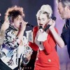 Miley Cyrus, Alicia Keys, Adam Levine And Blake Shelton- Dream On - The Voice 2016
