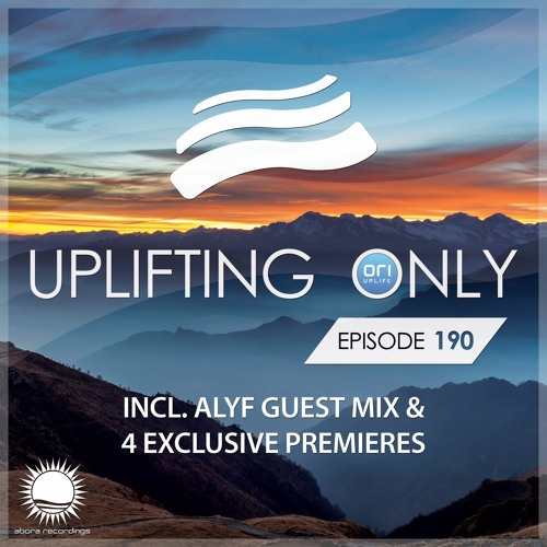 Uplifting Only 190 (incl. AlYf Guestmix) (Sept 29, 2016)