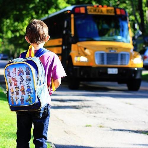 Candi Cushman Talks #BringYourBible to School Day - October 6th!