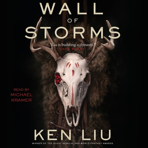 WALL OF STORMS Audiobook Excerpt