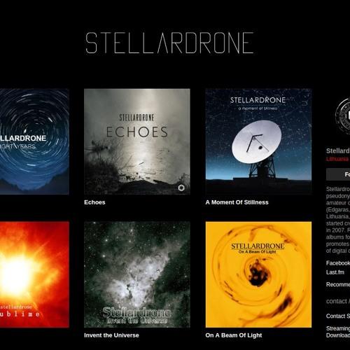 Stargazers Mix - Best Of Stellardrone By Solarpod