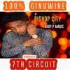 100% GINUWINE by Bishop City ft Rudy P Magic