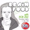 Brain Food With Rob Zile/KissFM/22-09-16/#1 DEEP GROOVES