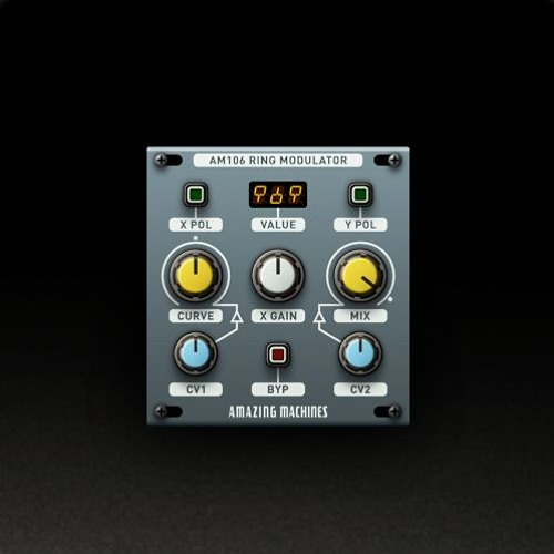 AM106 Ring Modulator for Reaktor Blocks