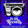 18-09 Records Radio Show - September 2016 Ale Zaccaria Guest Mix