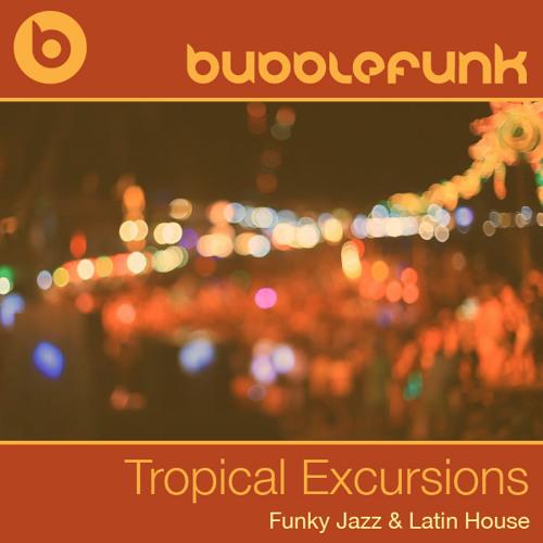 Funky Latin Jazz House DJ Mix | Tropical Excursions | DJ Bubblefunk