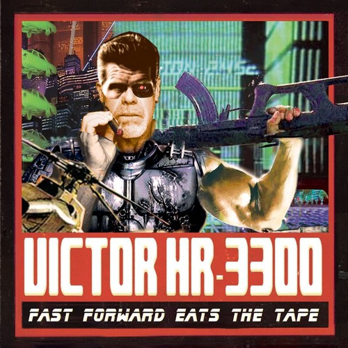 Fast Forward Eats The Tape - Victor HR-3300