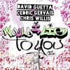 David Guetta Ft Cedric Gervais And Chris Willis Would I Lie To You Vs Enforcer Mp3