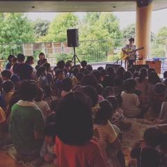 保育園ライブのお礼にチビッコたちが歌ってくれた歌(熊本被災地支援ツアーより)