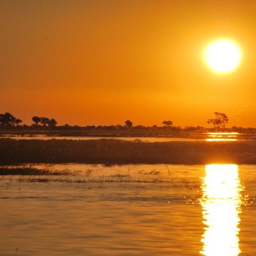 Namibia Sundown (October, 2008)