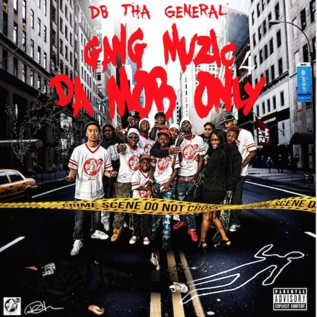 DB Tha General - Back on my Shit [Thizzler.com Exclusive]