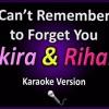 Can't Remember to Forget You - Shakira & Rihanna (Muramatsu Karaoke)