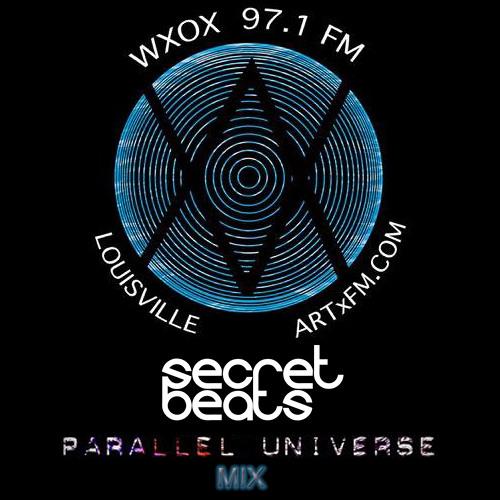 Parallel Universe Mix for ARTxFM WXOX 97.1 FM Radio (Bass Music Mix)