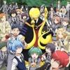 Assassination Classroom S2 - Tabidachi No Uta