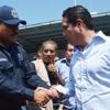 Policia de Vialidad agrediendo a ciudadano Acapulqueño