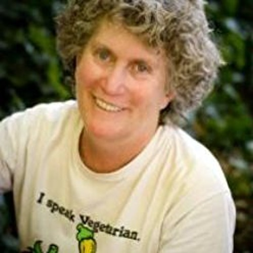 Episode 22:  Patti Breitman - Never Too Late to Go Vegan!