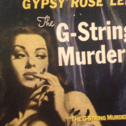 G - String Murders Overture for Theatrical Performance