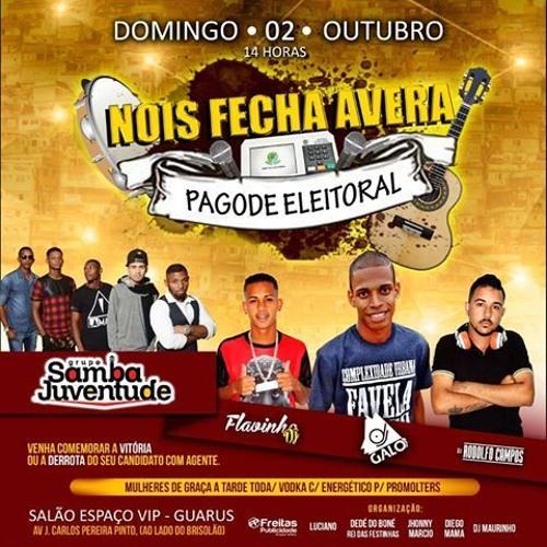 MTG RITMADA DO BEAT FINO -PROD DJ RODOLFO CAMPOS 22 9807 - 0536