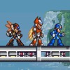 Mega Man X9 - Intro Stage (SNES Remix of Simon Hjort's song)