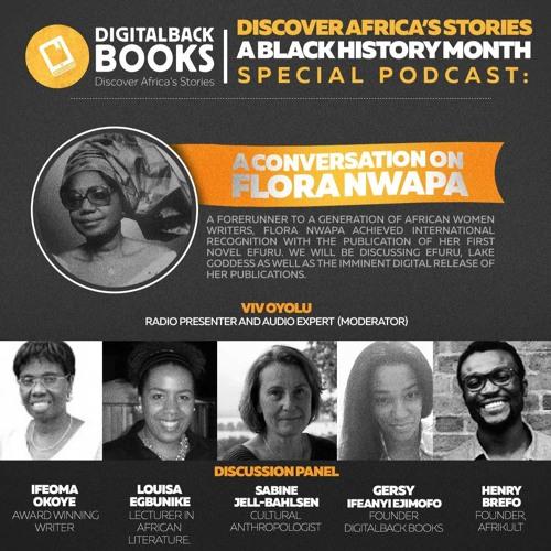 A conversation on Flora Nwapa by DigitalBack Books