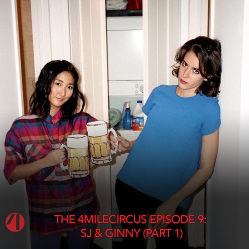 Episode 9 - SJ & Ginny (Part 1)