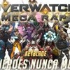 OVERWATCH MEGA RAP (¡¡21 HÉROES!!)   Los Héroes Nunca Mueren   Keyblade Ft Varios [Prod Vau Boy]