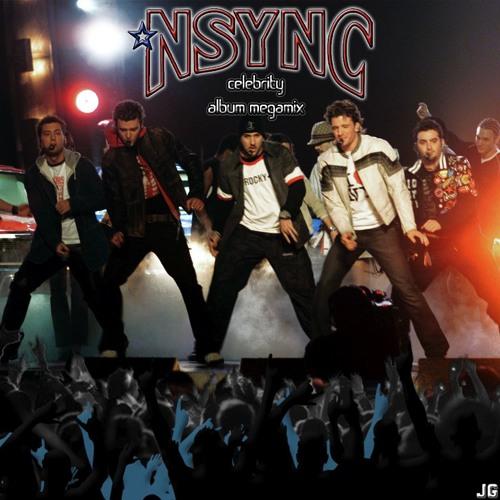 Nsync celebrity album zip