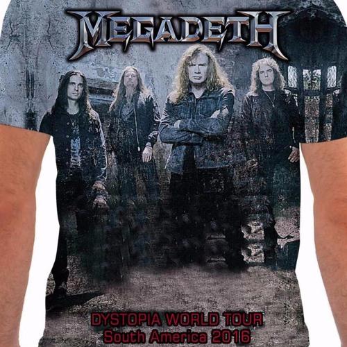 Megadeth - Dystopia [2016] (Full Album)
