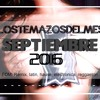 Canciones Septiembre 2016 - LOSTEMAZOSDELMES (TRACKLIST)
