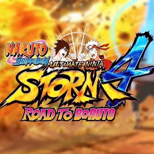Naruto Shippuden Ultimate Ninja Storm 4 - Main Menu Music by