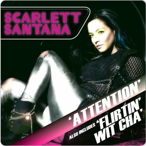"Scarlett Santana - "" ATTENTION "" ( Pashaa Pimps The Disko Mix) [ Inhouse Records ]"
