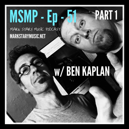 Mark Stary and Ben Kaplan