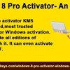 How To Use Windows 8 Pro Activator To Activate Your Windows