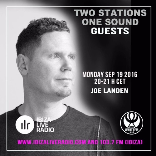 Joe Landen at Tantra Ibiza - September 2016