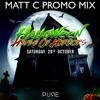 Matt C - Halloween House Of Horrors 2016 Promo Mix