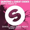 Quintino x Cheat Codes - Can't Fight It (Daniel Mellberg Remix)