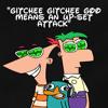 Gitchee Gitchee Goo Means an Up-Set Attack