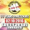 Dirty House Ink.@ 11 Jahre Strezzkidz Flugplatz Allstedt 02.10.2016