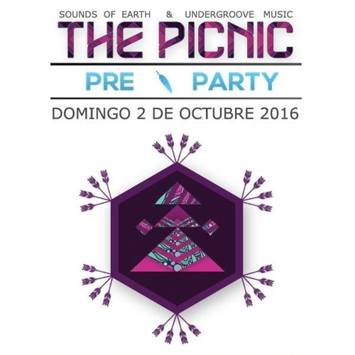 Montenegro Dj Set The Picnic Pre Party En Terraza Regina