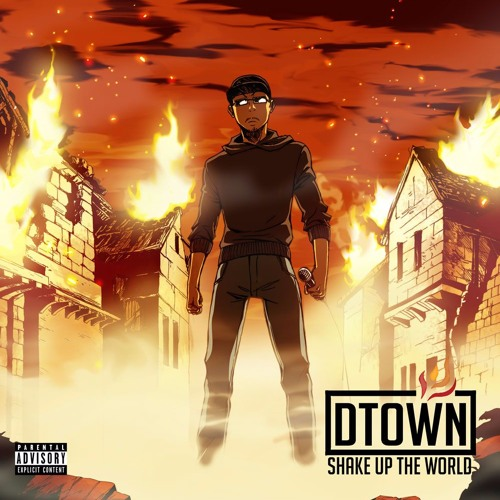 DTown - Shake Up The World Preview  [produced By Black Cloud]