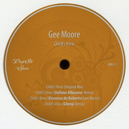 Gee Moore - Child's View (Stefano Albanese  Remix)
