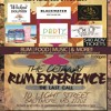 The Getaway Rum Experience: Last Call CD by DJ Smally the GoldenTouch