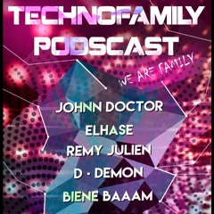 JOHNN DOCTOR - BLOODY SET - TECHNO FAMILY PODCAST