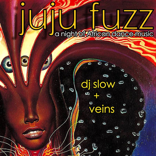 Juju Fuzz 9.16.16 | dj slow + Veins | Timbre Room Patio