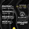 Barac @ Elarum Showcase / Club Schlaflos - Aarau, Switzerland